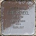 2018 08 13 Stolpersteine Straelen Mendel Ilse.jpg
