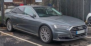 Audi A8 Motor vehicle
