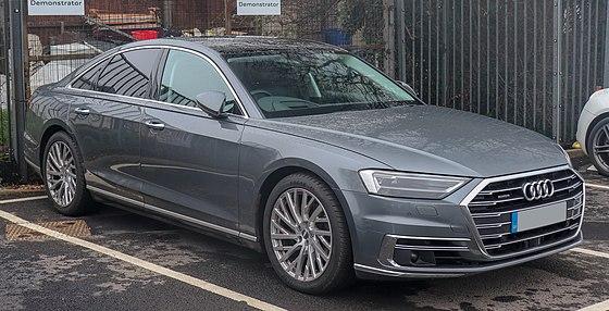 Audi A8 Wikiwand