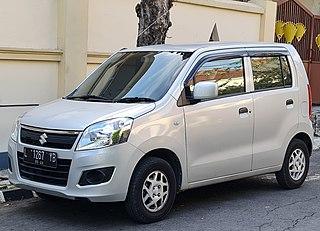 Maruti Suzuki Wagon R Motor vehicle