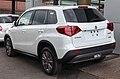 2019 Suzuki Vitara facelift Rear.jpg
