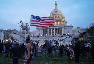 2021 storming of the United States Capitol Violent disruption of the presidential election certification on January 6, 2021