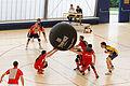 20e journée du championnat de france 2013-2014 de Kin-Ball 007.jpg