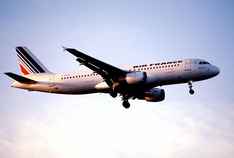 File 219db air france airbus a320 212 f glgg lhr for Airbus a320 air france interieur