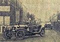 24 Heures du Mans 1928, la Bentley de Barnato devant la Stutz de Brisson et Bloch, au virage de Ponthieu.jpg