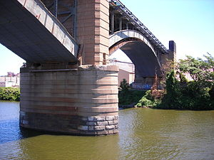 31st Street Bridge - Image: 31st Street Bridge (Pittsburgh)