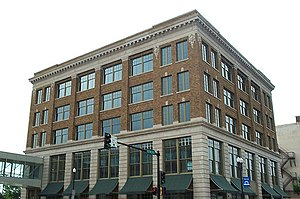 Alerus Financial - 322 DeMers Avenue, former home of First National Bank until the Red River Flood of 1997