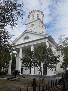 Second Presbyterian Church Charleston South Carolina