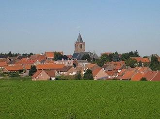 Boeschepe - Image: 3492 Boeschepe View Closer