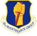 35 Maintenance Gp emblem.png