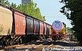 3 3 CSXT 5211 Leads WB Nuclear Train Olathe, KS 8-1-17 (35560097014).jpg
