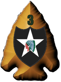 3rd Infantry Brigade, 2nd Infantry Division