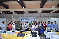 3rd Waray Wikipedia Edit-a-thon 24.JPG