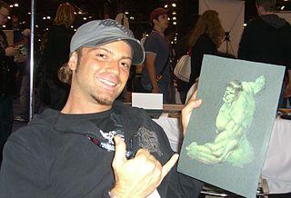 Lucio Parrillo Italian artist