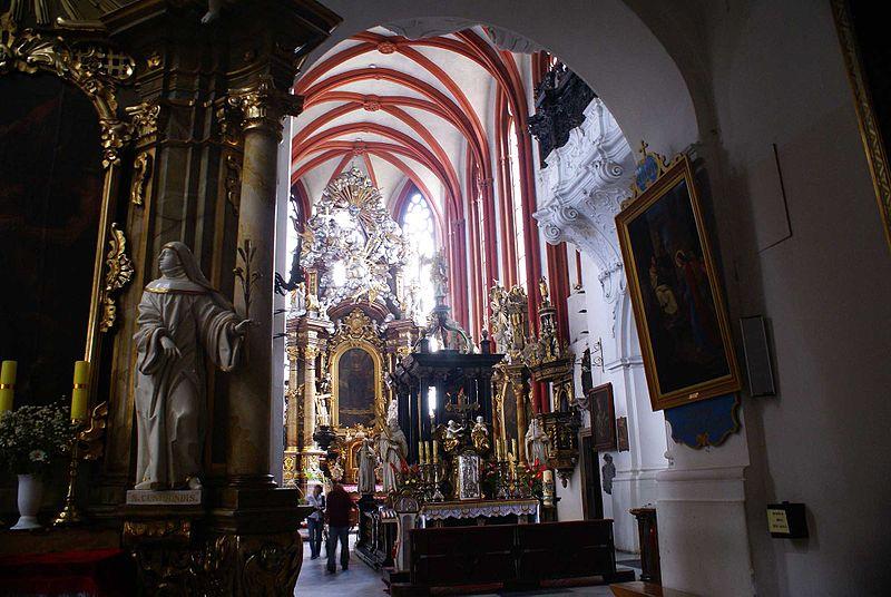 File:4013viki Trzebnica, kościół św. Jadwigi. Foto Barbara Maliszewska.jpg