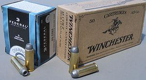 .45 Colt - Image: 45colt