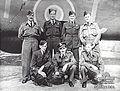 462 Squadron RAAF Halifax aircrew AWM P01523.001.jpg