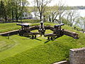 48 Old Fort Niagara cannons.JPG