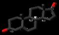 5-Dehydroepiandrosterone 3D skeletal.png
