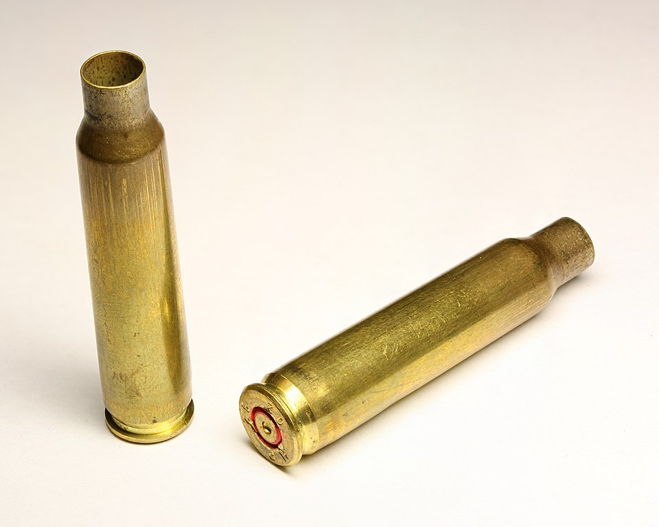 Empty Bullet Casing Crafts