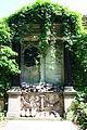 598683 Wrocław Cmentarz Żydowski, nagrobki 03.JPG