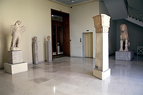 7049 - Piraeus Arch. Museum, Athens - Room 1 - Photo by Giovanni Dall'Orto, Nov 14 2009.jpg
