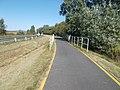 77-es főút és Tapolca-Díszel kerékpárút áteresz, 2019 Tapolca.jpg