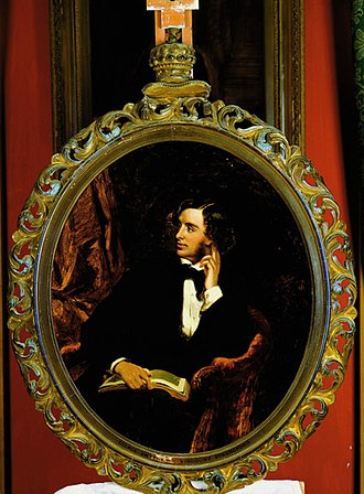 George Smythe, 7th Viscount Strangford - Lord Strangford.