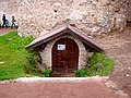 826. Izborsk fortress. Powder cellar.jpg