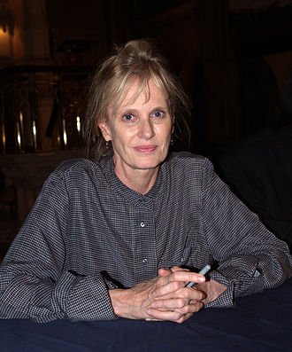 Siri Hustvedt - Hustvedt at the 2014 Brooklyn Book Festival