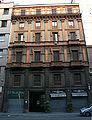 9529 - Milano - Edificio eclettico in via Turati 38 - Foto Giovanni Dall'Orto - 22-Apr-2007.jpg