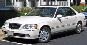 Acura RL - 1999–2004 Acura 3.5RL