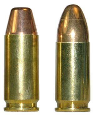9×21mm - Image: 9X21 and 9X19 cartridges