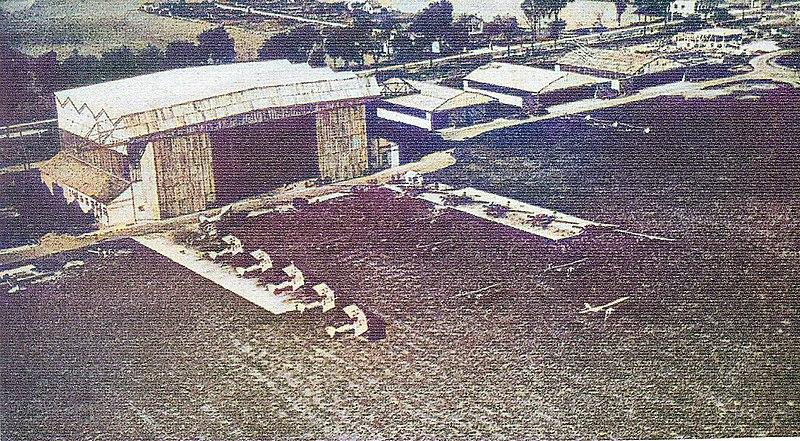 Fichier:Aérodrome d'orly 1926.JPG