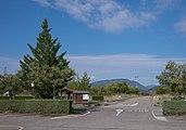 Aínsa - Castillo - Parking 01.jpg