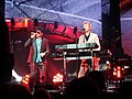 A-ha live in Nottingham, Farewell Tour, Nov 2010.jpg