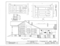 A. O. Stuart House, Washington, Hempstead County, AR HABS ARK,29-WASH,4- (sheet 4 of 5).png