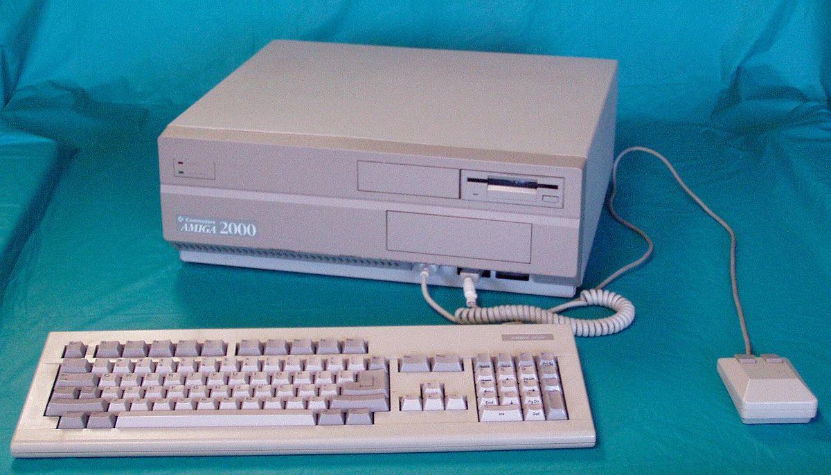 Retro Wallpaper Computer