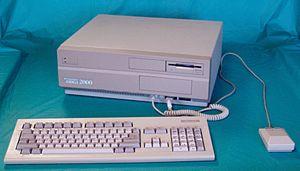 Amiga 2000 - Image: A2000cpu