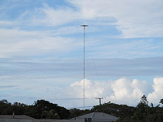 Bald Hills Radiator - ABC tower Bald Hills, 2013