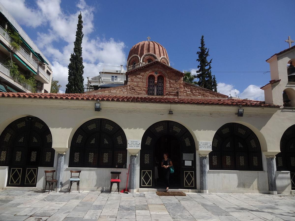Архитектура Византии. AGIA-EKATERINI-1.JPG