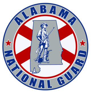 Alabama National Guard Component of the US National Guard of the state of Alabama
