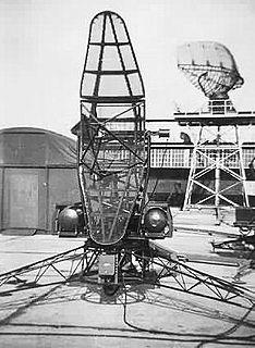 Radio Corporation of America AN/FPS-4 Radar