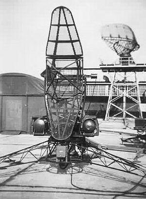 Radio Corporation of America AN/FPS-4 Radar - Image: AN FPS 4 Radar