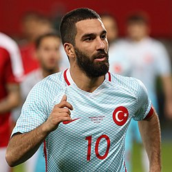 Image illustrative de l'article Arda Turan
