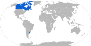 AVGP - Map of AVGP operators in blue