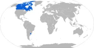 AVGP - Map of AVGP operators in blue