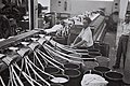 A TEXTILE FACTORY IN HAIFA. תעשייה. בצילום, מפעל טקסטיל בחיפה.D834-034.jpg