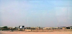 AR Rayyān: A camel barn - panoramio