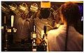 A fiddler plays for Northgate Rapper in a pub.jpg